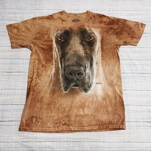 The Mountain 2011 Vincent Hie Big Dog Face Tee XXL